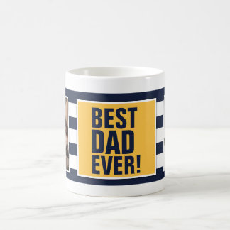 Best Dad Ever! - Father's Day Basic White Mug