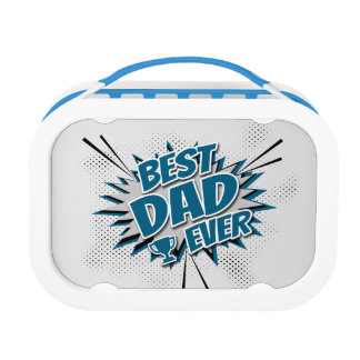 Best Dad Ever Lunch Box