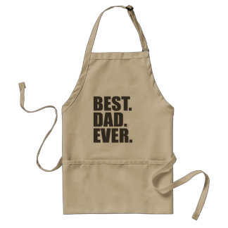 Best. Dad. Ever. Standard Apron