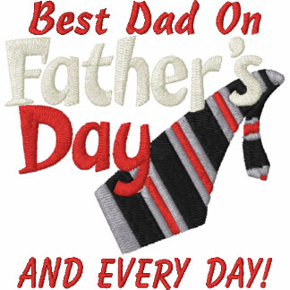Best Dad Every Day! Polos