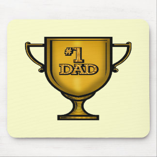 Best Dad Fathers Day Gifts Mouse Pads