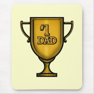 Best Dad Fathers Day Gifts Mouse Pad