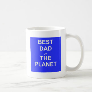 Best DAD on the planet Coffee Mug