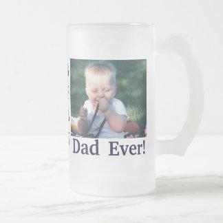 Best Dad Photo Mug