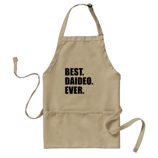 Best Daideo Ever Irish Grandfather apron