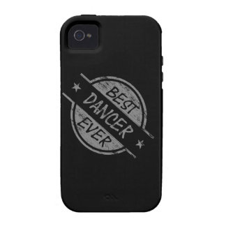 Best Dancer Ever Gray Vibe iPhone 4 Case