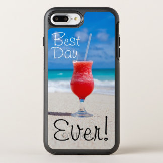 Best Day Beach OtterBox Symmetry iPhone 7 Plus Case