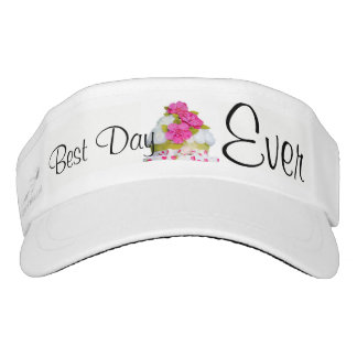 Best Day Ever Baking Visor