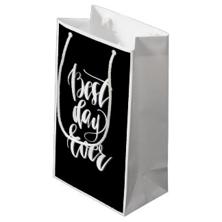 Best Day Ever Small Gift Bag