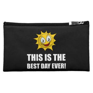Best Day Ever Sunshine Makeup Bag
