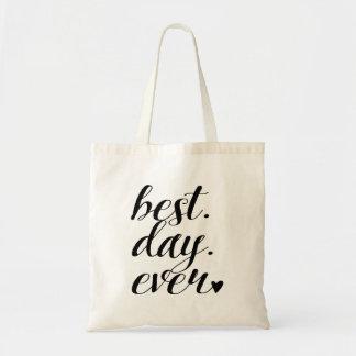 """Best Day Ever"" Wedding Welcome bag,Wedding Favor"