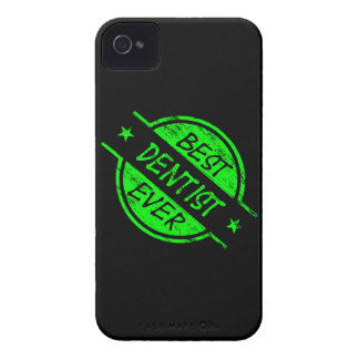 Best Dentist Ever Green Case-Mate iPhone 4 Cases