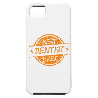 Best Dentist Ever Orange iPhone 5 Cases