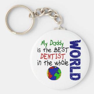 Best Dentist In World 2 (Daddy) Keychain