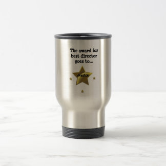Best Director Award: Jessica Travel Mug