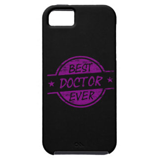 Best Doctor Ever Purple iPhone 5 Cover