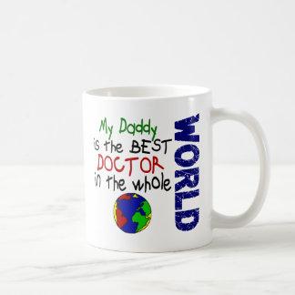 Best Doctor In World 2 (Daddy) Basic White Mug