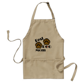 Best Dog Mom Cooking Apron