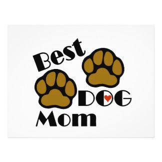 Best Dog Mom Dog Lover Gifts Flyers