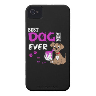 Best Dog Mom Ever iPhone 4 Covers