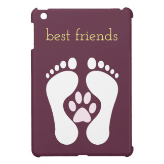 Best Dogs For Kids, Men, Ladies Are Friedly Paws, Case For The iPad Mini