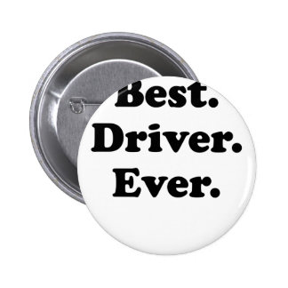 Best Driver Ever Buttons