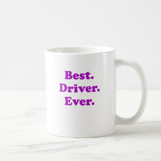 Best Driver Ever Coffee Mugs