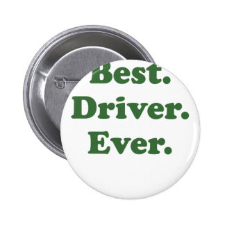 Best Driver Ever Pin