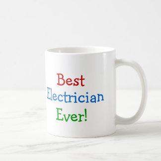 Best Electrician ever Coffee Mug
