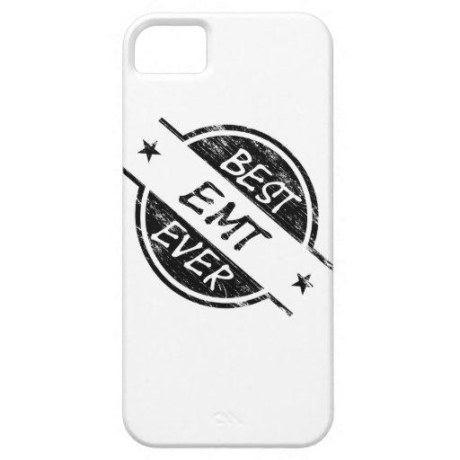 Best EMT Ever Black iPhone 5 Cover