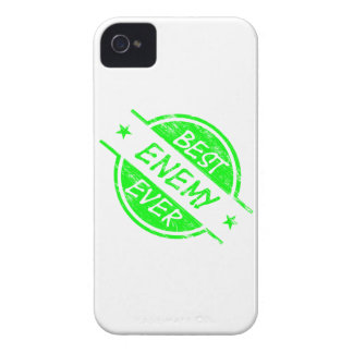 Best Enemy Ever Green iPhone 4 Cases