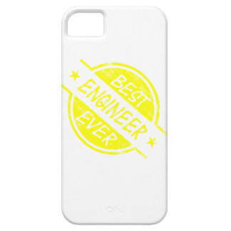 Best Engineer Ever Yellow iPhone 5 Covers
