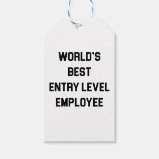 Best Entry Level Employee Gift Tags