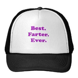 Best Farter Ever Mesh Hats
