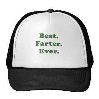 Best Farter Ever Mesh Hat