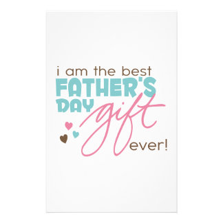 Best Fathers Day Gift Stationery