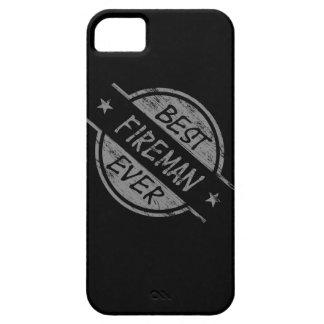 Best Fireman Ever Gray iPhone 5/5S Cases