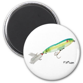 Best Fishing Baits for Bass and other fish 6 Cm Round Magnet