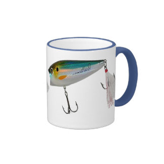 Best Fishing Baits for Bass and other fish Coffee Mug
