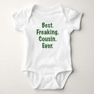 Best Freaking Cousin Ever Baby Bodysuit