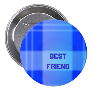 Best Friend 7.5 Cm Round Badge