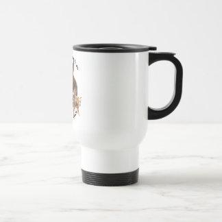 Best Friend Australian Koolie red Travel Mug