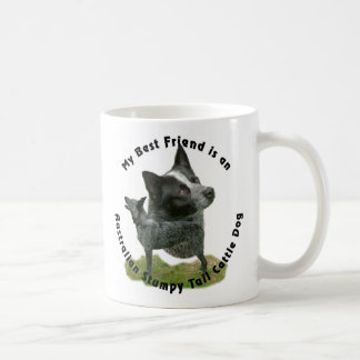 Best Friend Australian Stumpy Tail Coffee Mug