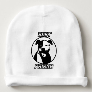 Best friend baby beanie