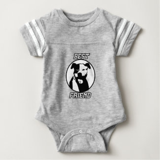 Best friend baby bodysuit