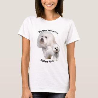 Best Friend Bichon Frise T-Shirt