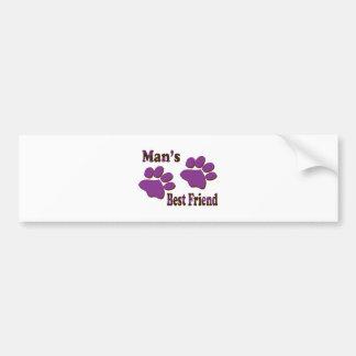 Best Friend Bumper Stickers