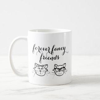 Best Friend Cat Mug