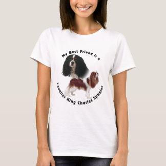 Best Friend Cavalier King Charles T-Shirt