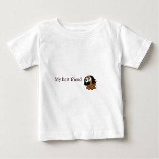 Best friend dog tshirts